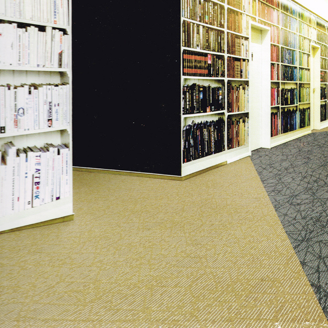 ZST5, fireproof carpet tile, office carpet tile 50x50