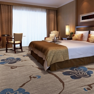 Hotel nylon carpet bedroom p...