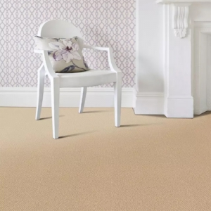 Soft wool residence carpet with 4m width